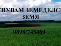 Нива, Използваема нива, Полска култура, Посевна площ,  (купува) в Велико Търново, Лясковец