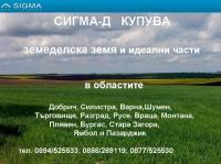 Нива,  (для продажи) в Провадия, Градинарово, 1,200 BGN
