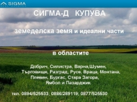 Нива,  (для продажи) в Дулово, Дулово, 1,800 BGN