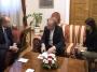 """Президентът Румен Радев и генералният секретар на """"Репортери без граници"""" Кристоф Делоар обсъдиха състоянието на медийната среда в България"""